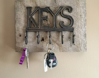 Barnwood Key holder