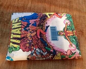 Teen Titans wall art