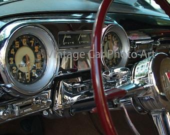 Hudson Hornet Dashboard