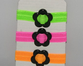Flower Power in Neon Color