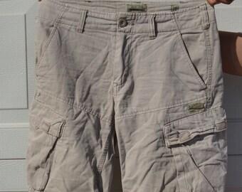 Cotton On Beige Cargo Shorts
