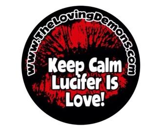 Lucifer Button