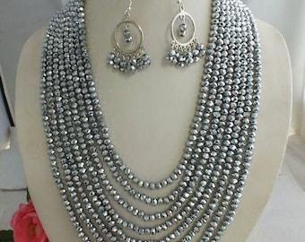 Vintage silver neclace