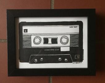 80s Series: Cassette