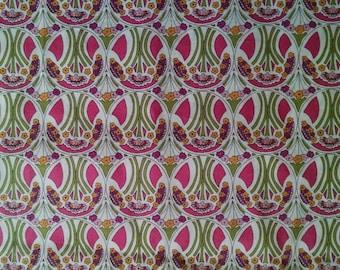 Liberty of London Fabric -  Tana Lawn - Mauverina