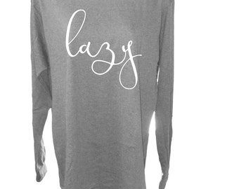 Long Sleeve T-shirt (Click to view more variations)