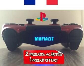 Stickers maffia 3 light bar ps4 controller controller