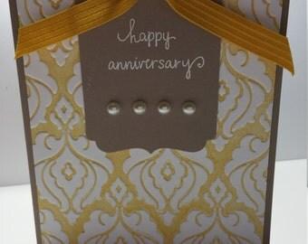 Anniversary - Greeting Card