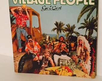 Village People, Go West vinyl