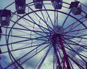 Carnival Ferris Wheel- Digital Download