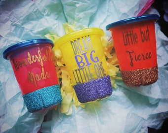Toddler Positivity Cups