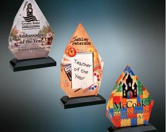 Diamond Awards in bold, vibrant, beautiful colors