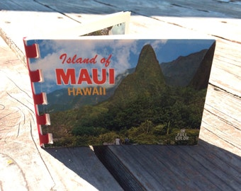 Island of Maui Hawaii flip book