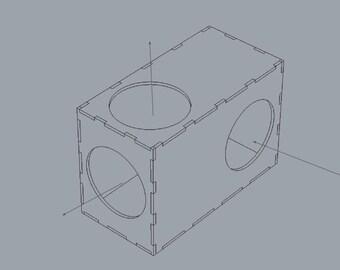 cat box module