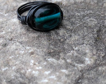 Blue Bliss Ring