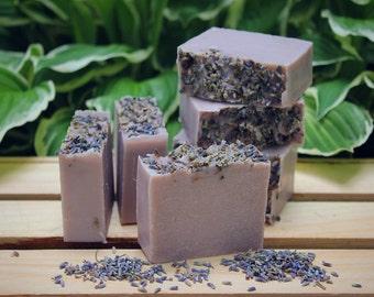 Lovely Lavendar Soap