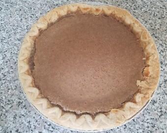 Bean Pie taste like sweet potato but better