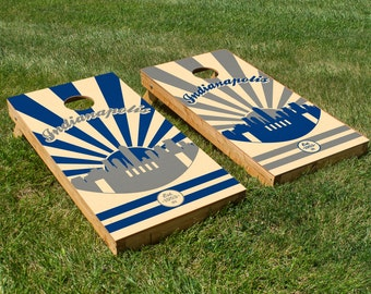 Indianapolis Colts Cornhole Board Set
