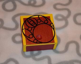 Trinket Box - Crescent Sphere