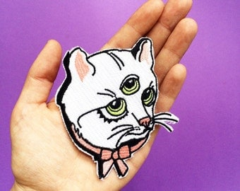 "Cat patch ""Third eye"""