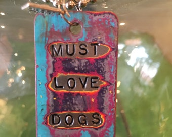 Must Love Dogs, Dog Tag
