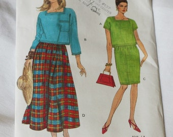Very Easy Vogue Pattern 8346