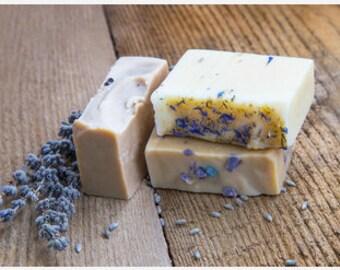 Soothing Lavender Soap - 1bar
