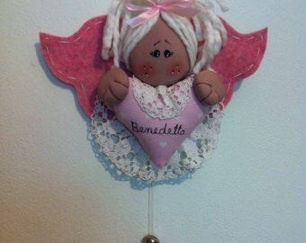 Angels Dolly brings good luck