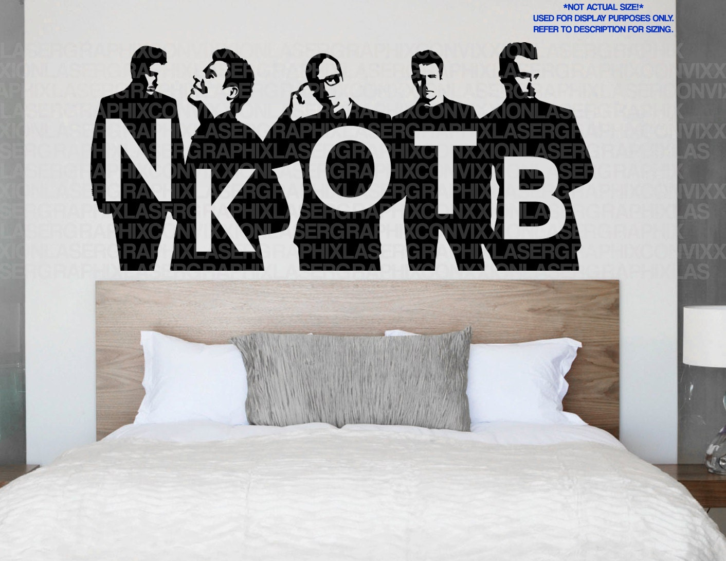 New kids on the block wall decal blockheads room decor zoom amipublicfo Images