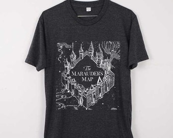 """Shop """"marauders map"""" in Clothing"""