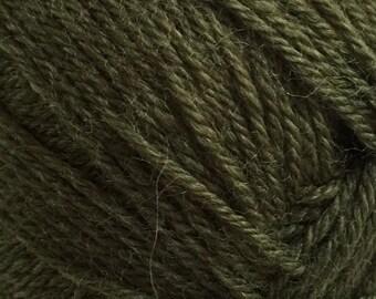 Sock Yarn Destash - Premier Yarns Deborah Norville Serenity Sock - Woodsy Green