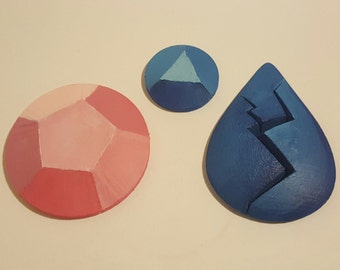 Steven Universe Cosplay Gems ALL GEMS AVAILABLE