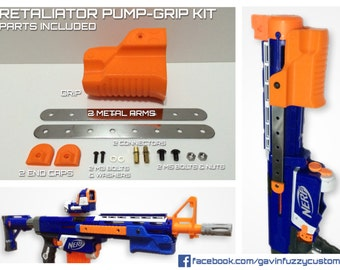 Nerf Retaliator Pump Grip Kit