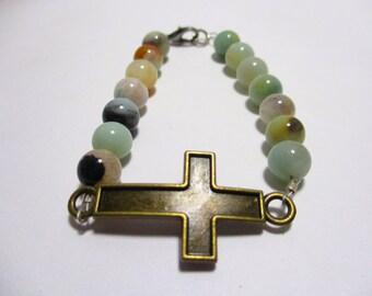 Hand Made Bracelet 7 1/2in. (R2001)
