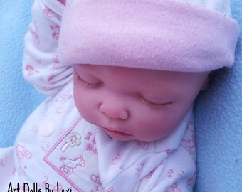 CUDDLE BABY reborn doll  ~ 100% cloth body ~ child friendly / therapy doll ~ great first reborn!