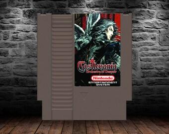 Castlevania Orchestra of Despair - Retro Gothic Horror Adventure - NES - Blah!