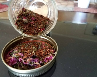 Rooibos rose tea