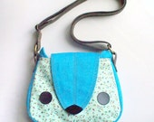 Sling Purse - Nutkin The Squirrel Sling (Vintage Petit Willow)