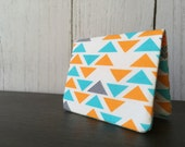 Card Wallet - Tropical Triangle