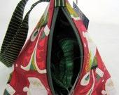 Santa Triangle Bag