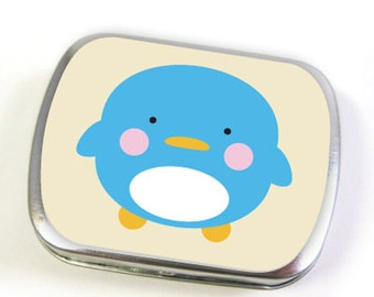 Penguin Tin (small or large) TINS218, Animal Kingdom Collection