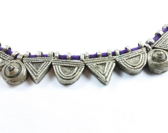 Antique Talisman Bead Necklace
