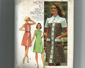 Simplicity Misses' Dress Pattern 6097
