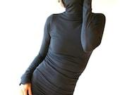 TURTLENECK best selling| trending item| long sleeve| top| shirt| treehouse28| womens shirt| custom clothing| handmade| womens top| tops