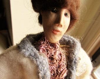Original Art Doll