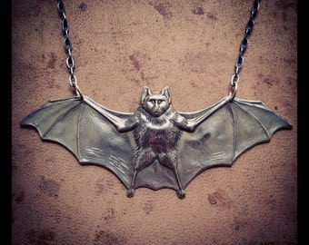 The Bat Necklace