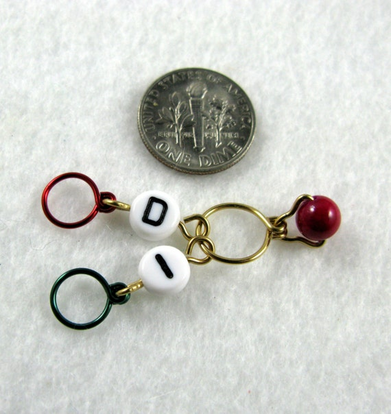 Increase Decrease Knitting Stitches : Knitting Stitch Marker Increase Decrease Row Counter US 10