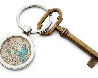 National Park  Keychain  Key Ring Fob Free  US Shipping We can do any park! Yellowstone Grand Canyon