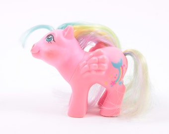 My Little Pony Vintage Baby Brightbow G1 - Flaw ~