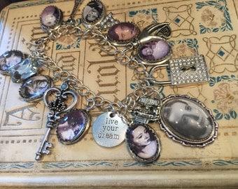 Anais Nin Charm Bracelet the Perfect Prose Charm Bracelet